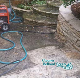 stone patio cleaning bethnal green